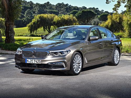 BMW 5-Series 2016 - 2020