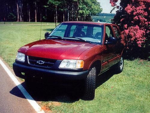 Chevrolet Blazer 1996 - 1997