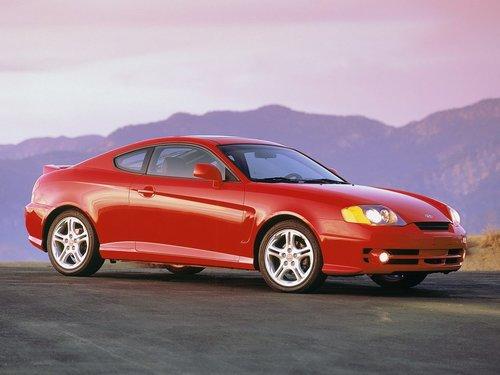 Hyundai Tiburon 2002 - 2005