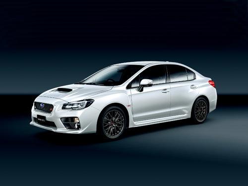 Subaru Impreza WRX STI 2014 - 2017