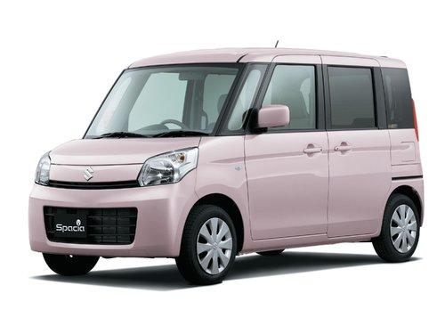 Suzuki Spacia 2013 - 2015