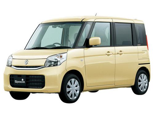 Suzuki Spacia 2015 - 2017