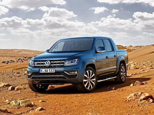 Volkswagen Amarok 2016 - 2020