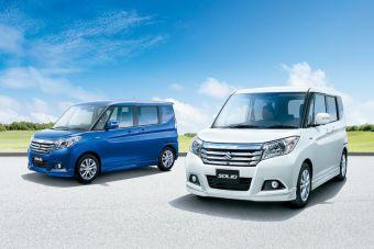 Параллельный гибрид Suzuki Solio на 15% экономичнее версии mild hybrid