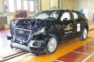 В Европе проверили на прочность Audi Q2, Hyundai Ioniq и Suzuki Ignis