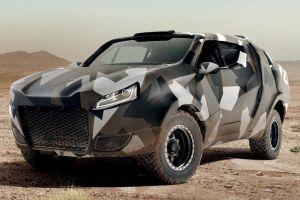 Volkswagen сделал пикап в духе «Безумного Макса» из серийного Amarok