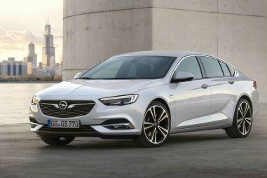 Новая Opel Insignia рассекречена