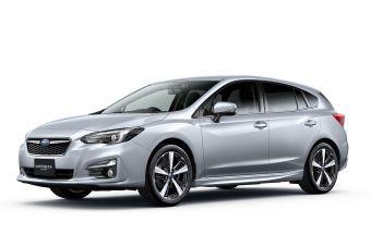 Победившая в конкурсе Impreza и получившая второе место Toyota Prius с самого начала были фаворитами жюри.