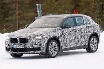 В дальнейшем линейка кроссоверов BMW будет только расширяться — кроме X2 компания готовит к запуску флагманский вседорожник X7.
