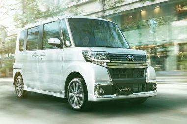 В Японии появился кей-кар Subaru Chiffon с турбонаддувом и полным приводом