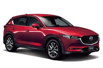 Новая Mazda CX-5 построена на базе модели-предшественницы. У нее те же колесная база (2700 мм) и силовая структура кузова, но все наружные панели кузова — новые.