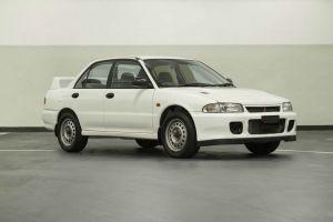 В США продают Mitsubishi Lancer Evo II в идеальном состоянии