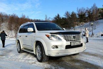 Lexus LX 570 и ГАЗ-21 «Волга» будут выставлены на торги.