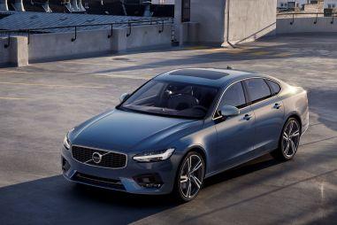 Volvo принимает заказы на спортивный седан S90 R-Design: от 3 млн рублей