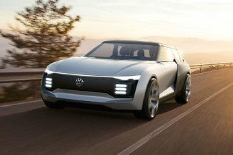 Автомобиль по замыслу разработчиков должен быть оборудован электрической силовой установкой.
