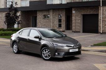 Toyota Corolla следующего поколения представят в 2018 году.