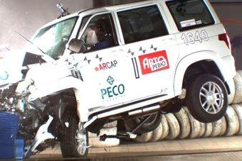 Сейчас речь идет о рестайлинговой модели, но прежний Патриот стал одним из самых опасных автомобилей среди 38 машин, проверенных изданием.