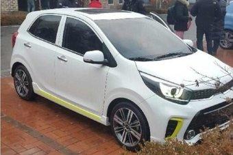 Покупателям нового Kia Picanto предоставят широкие возможности индивидуализации дизайна автомобиля.