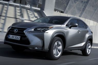 Lexus отзовет почти 20 тысяч машин в РФ из-за риска отказа стояночного тормоза