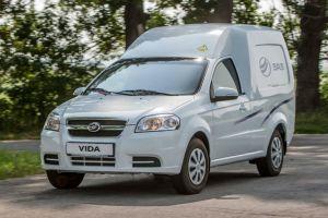 На Украине начали производство фургона на базе старого Chevrolet Aveo
