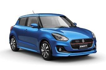 Новый Suzuki Swift стал больше и легче модели уходящего поколения.