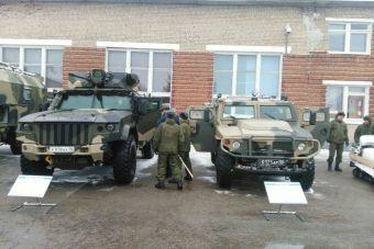 КАМАЗ-К4386 «Тайфун-ВДВ» создается в интересах Минобороны России.