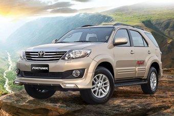 Автомобиль продержался на конвейере завода в Казахстане с июня 2014 года. Автомобиль выпускали с одним единственным типом двигателя — четырехцилиндровым мотором 2TR-FE объемом 2,7 литра, развивающим 160 л.с. мощности и 245 Нм крутящего момента.