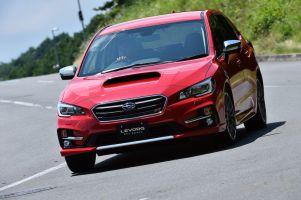 Тест-драйв Subaru Levorg STI Sport