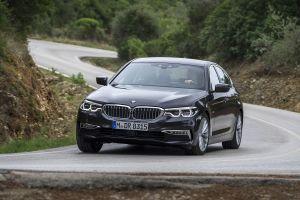 Премьерный тест BMW 5-Series. Чувство ритма