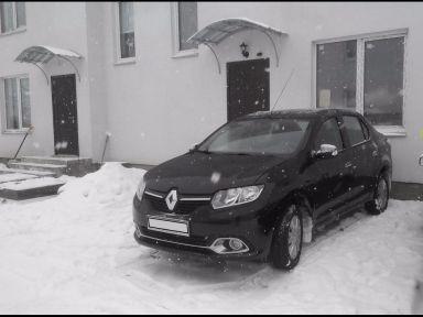 Renault Logan 2015 отзыв автора | Дата публикации 02.12.2016.