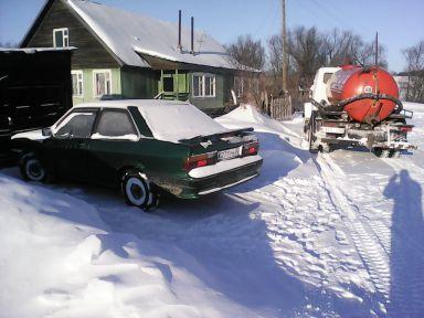 Audi 80 1979 отзыв автора | Дата публикации 17.11.2016.