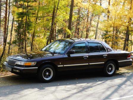 Mercury Grand Marquis 1994 - отзыв владельца