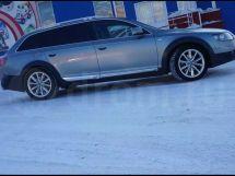Audi A6 allroad quattro, 2007