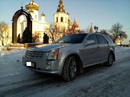 Cadillac SRX 2008 - отзыв владельца