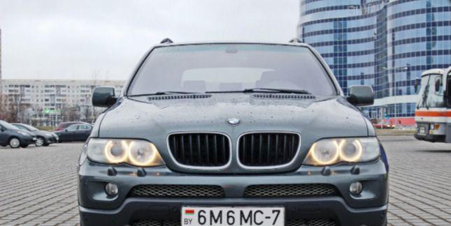 BMW X5 2006 - отзыв владельца