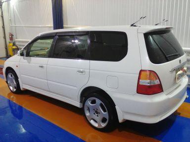 Honda Odyssey 2000 отзыв автора | Дата публикации 07.12.2016.