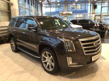 Cadillac Escalade 2016 отзыв владельца