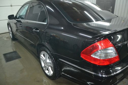 Mercedes-Benz E-Class 2007 - отзыв владельца