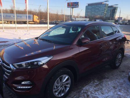 Hyundai Tucson 2016 - отзыв владельца