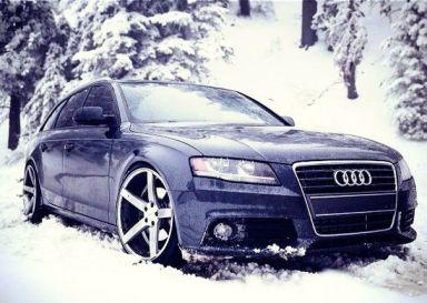 Audi A4 2008 отзыв автора | Дата публикации 10.12.2016.