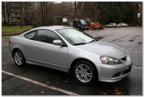 Acura RSX 2005 - отзыв владельца