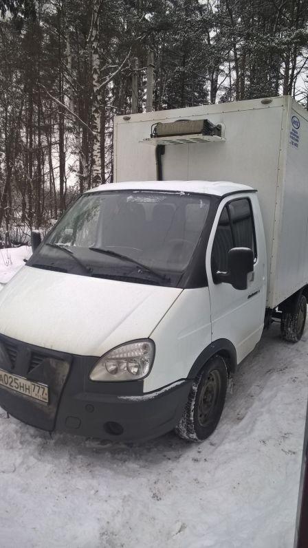 ГАЗ Соболь 2015 - отзыв владельца