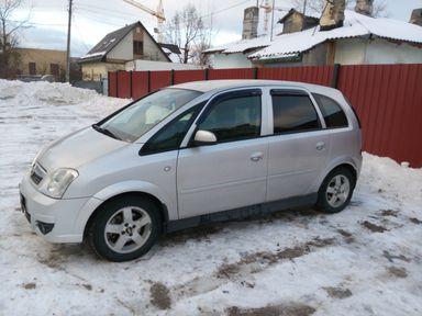 Opel Meriva 2007 отзыв автора | Дата публикации 12.12.2016.