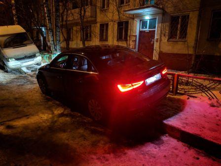 Audi A3 2015 - отзыв владельца