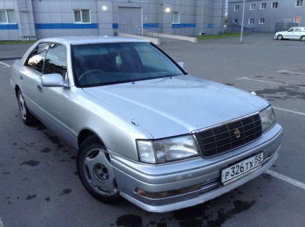 Toyota Crown — отзывы владельцев на Automoto.ua