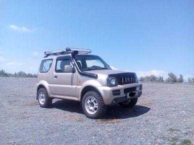 Suzuki Jimny, 2008