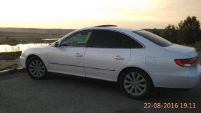 Hyundai Grandeur, 2008