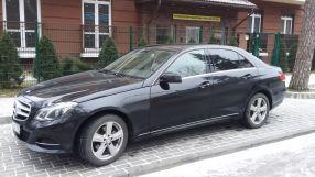 Mercedes-Benz E-Class, 2015