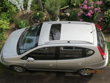 Chevrolet Rezzo 2007 - отзыв владельца