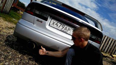 Subaru Legacy B4 2002 отзыв автора | Дата публикации 16.12.2016.